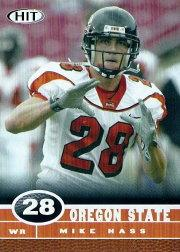 2006 SAGE HIT #28 Mike Hass