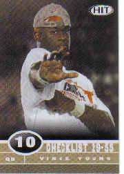2006 SAGE HIT #55 Vince Young CL SP