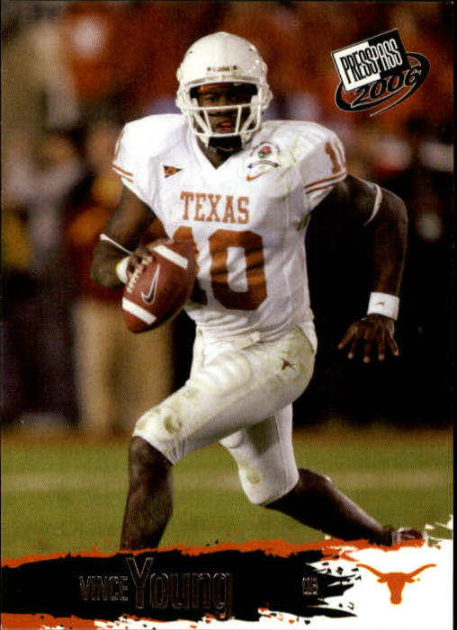 2006 Press Pass #11 Vince Young front image