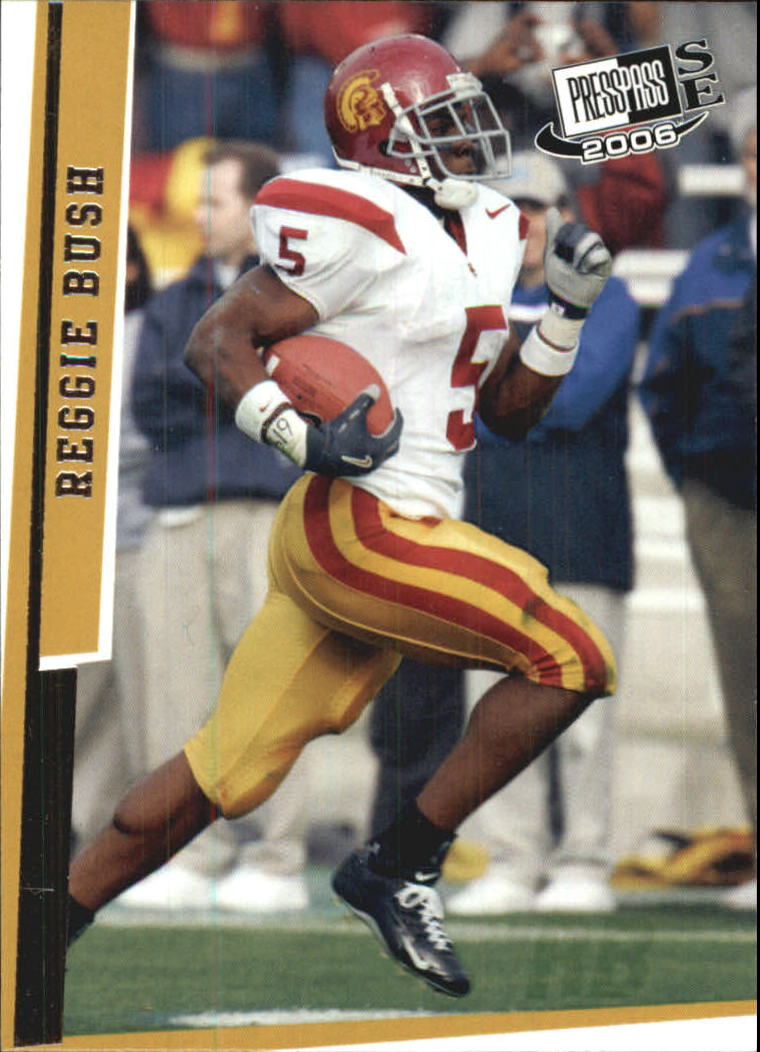 2006 Press Pass SE #3 Reggie Bush
