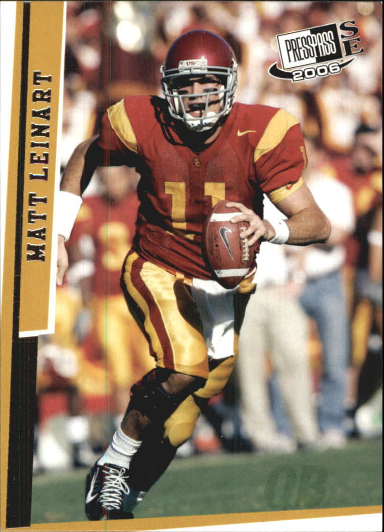 2006 Press Pass SE #20 Matt Leinart