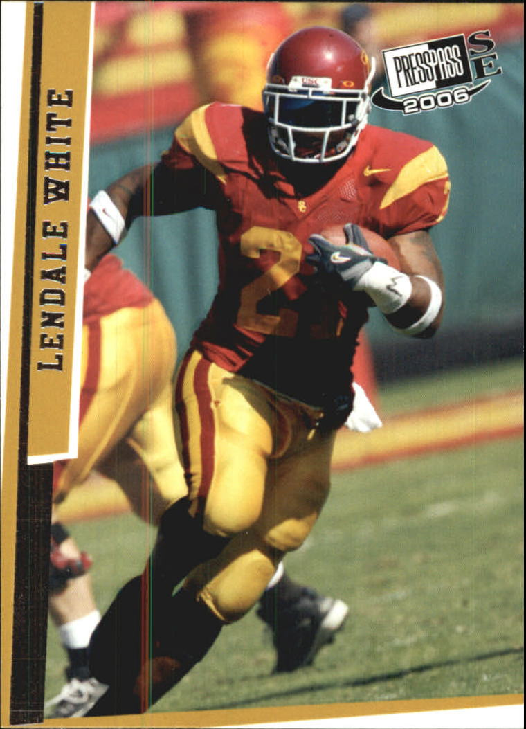 2006 Press Pass SE #33 LenDale White front image