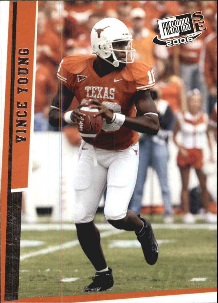 2006 Press Pass SE #40 Vince Young CL