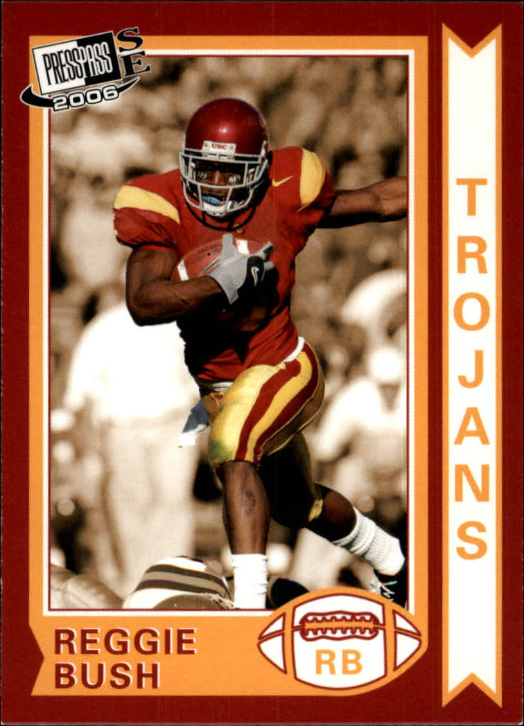 2006 Press Pass SE Old School #OS22 Reggie Bush
