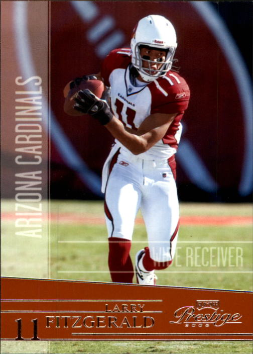 2006 Playoff Prestige #4 Larry Fitzgerald