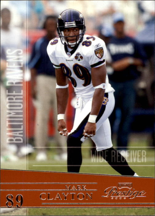 2006 Playoff Prestige #14 Mark Clayton