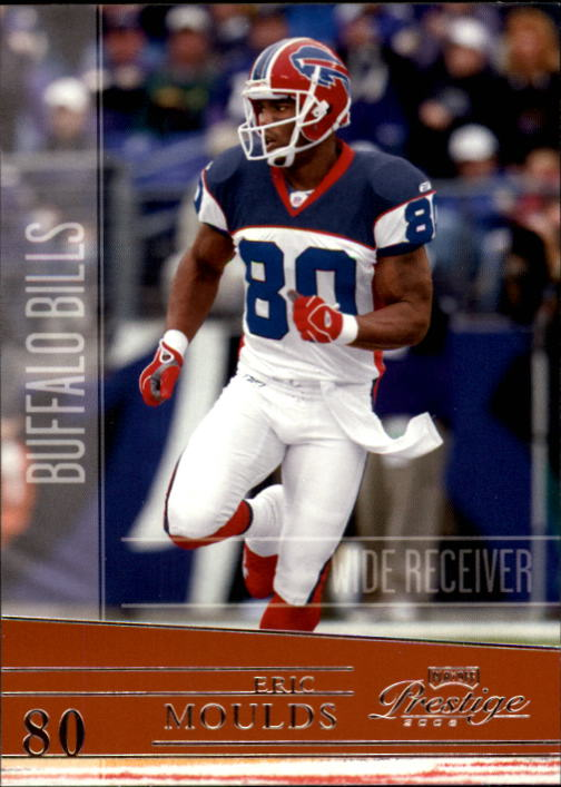 2006 Playoff Prestige #16 Eric Moulds