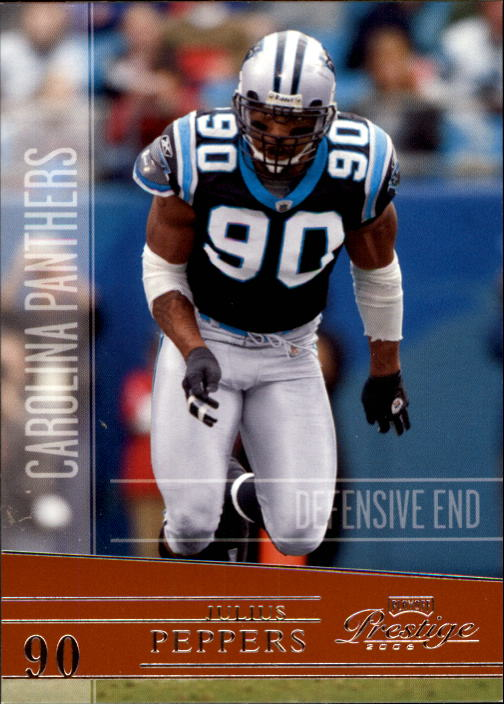 2006 Playoff Prestige #21 Julius Peppers