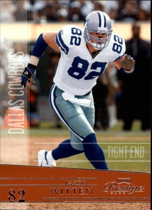 2006 Playoff Prestige #41 Jason Witten