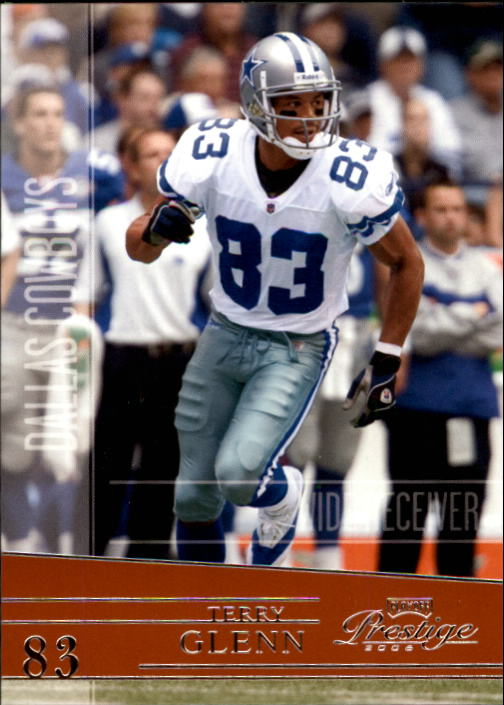 2006 Playoff Prestige #45 Terry Glenn