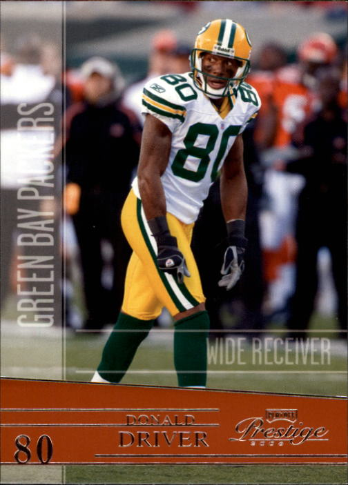 2006 Playoff Prestige #57 Donald Driver