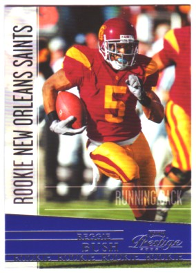 2006 Playoff Prestige #231 Reggie Bush RC