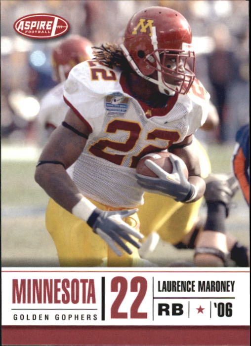 2006 Aspire #25 Laurence Maroney