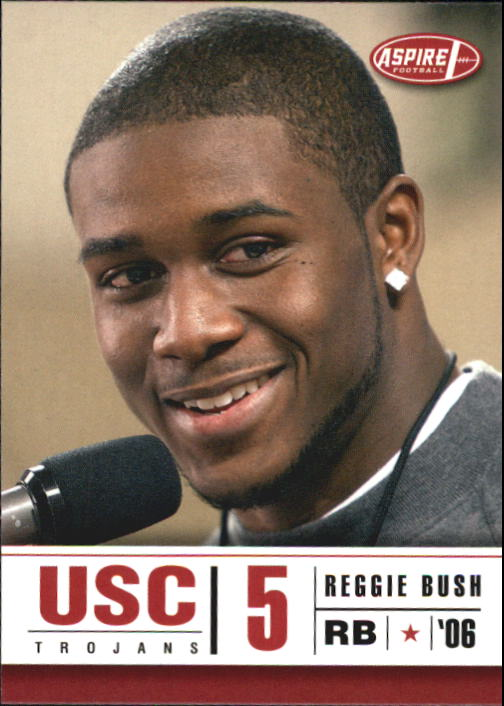 2006 Aspire #33 Reggie Bush