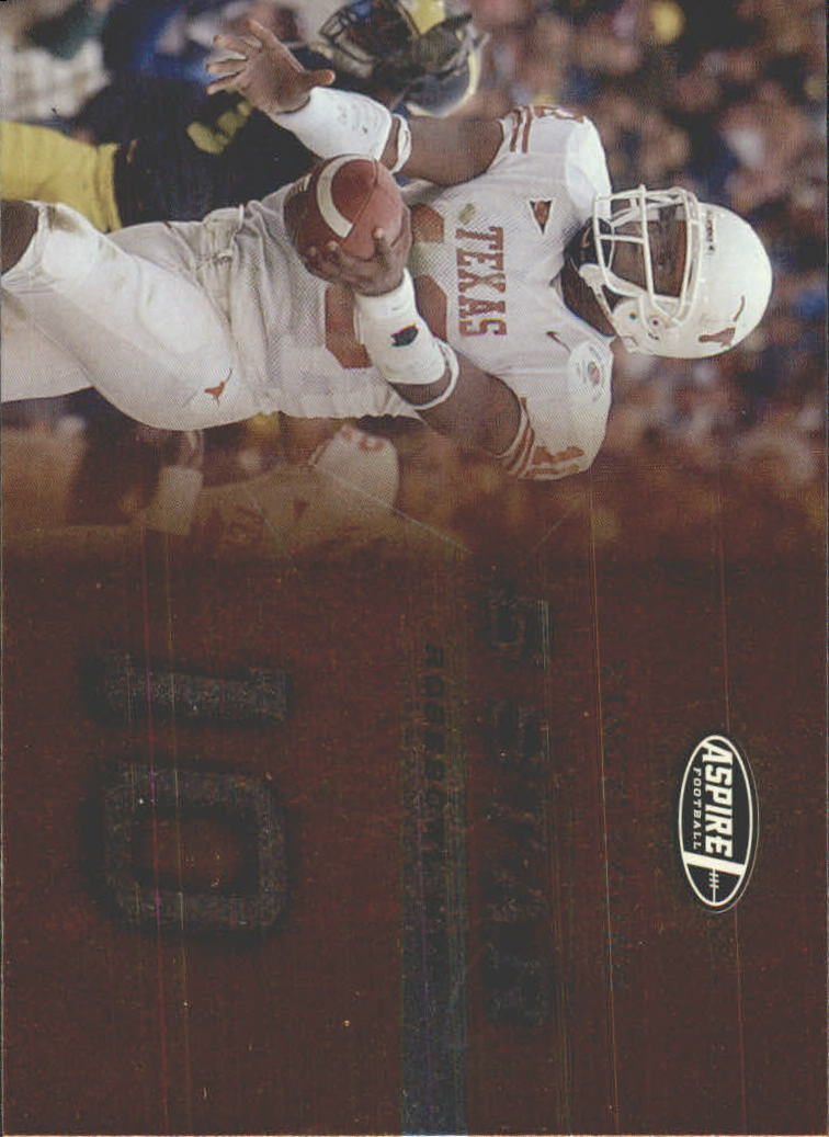 2006 Aspire 5 Star #FS23 Vince Young