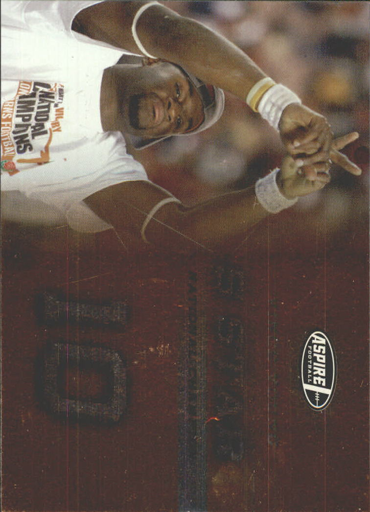 2006 Aspire 5 Star #FS25 Vince Young
