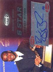 2006 Aspire 5 Star Autographs #FS4 Reggie Bush