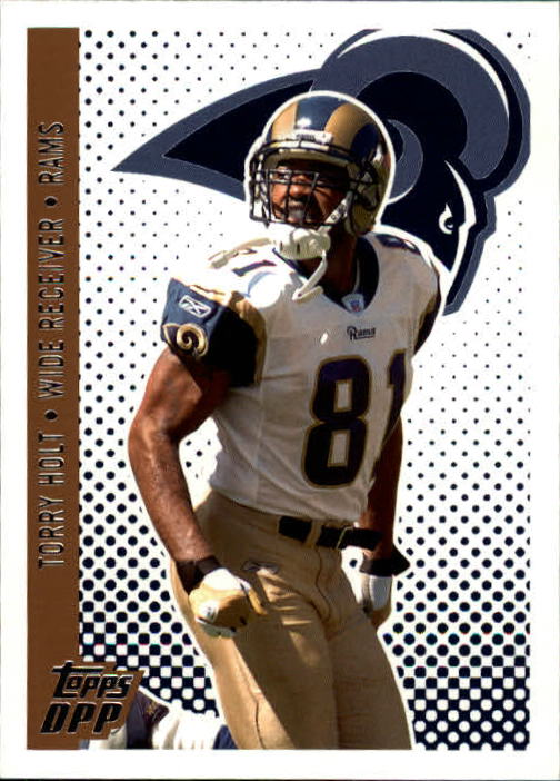 2006 Topps Draft Picks and Prospects #9 Torry Holt