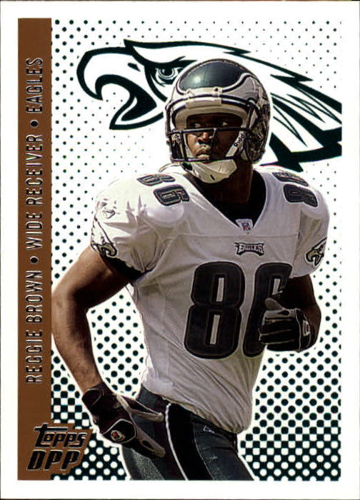 2006 Topps Draft Picks and Prospects #18 Reggie Brown