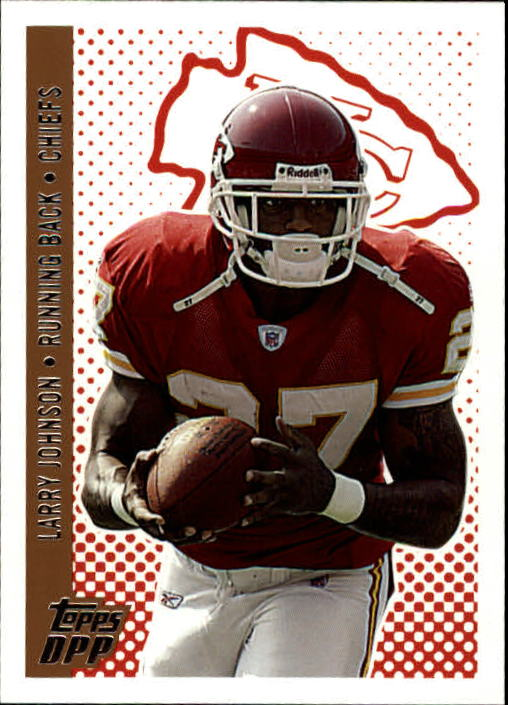 2006 Topps Draft Picks and Prospects #26 Larry Johnson