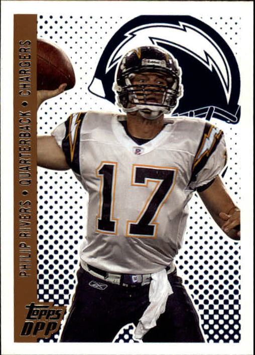 2006 Topps Draft Picks and Prospects #30 Philip Rivers