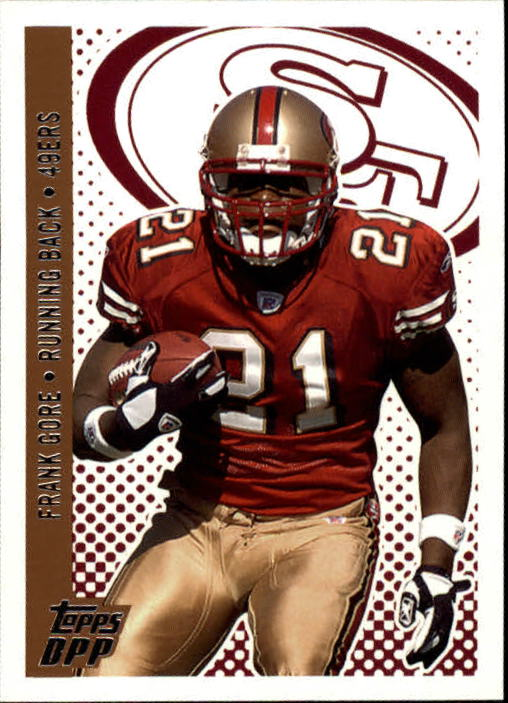 2006 Topps Draft Picks and Prospects #32 Frank Gore