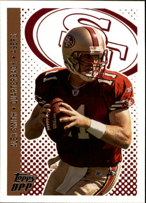 2006 Topps Draft Picks and Prospects #58 Alex Smith QB