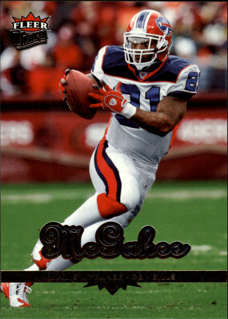 2006 Ultra #20 Willis McGahee