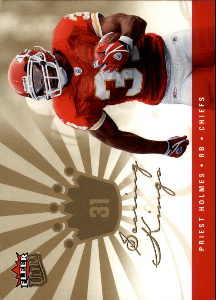 2006 Ultra Scoring Kings #SKPH Priest Holmes
