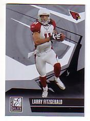 2006 Donruss Elite #3 Larry Fitzgerald