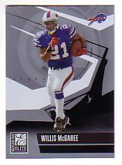 2006 Donruss Elite #13 Willis McGahee