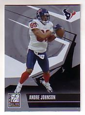 2006 Donruss Elite #38 Andre Johnson