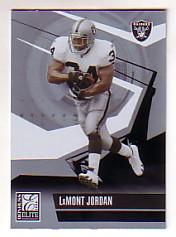 2006 Donruss Elite #72 LaMont Jordan