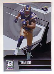 2006 Donruss Elite #91 Torry Holt front image