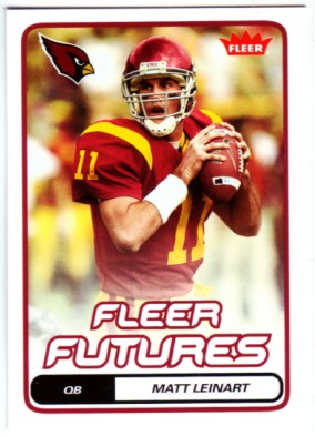 2006 Fleer #173 Matt Leinart RC