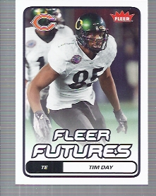 2006 Fleer #192 Tim Day RC