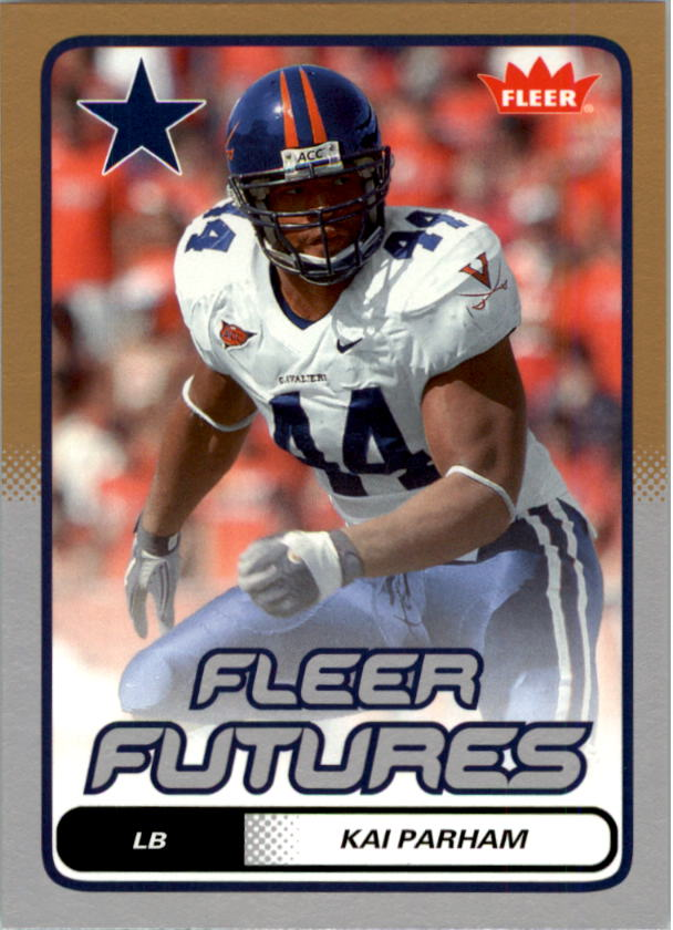 2006 Fleer Gold #155 Kai Parham