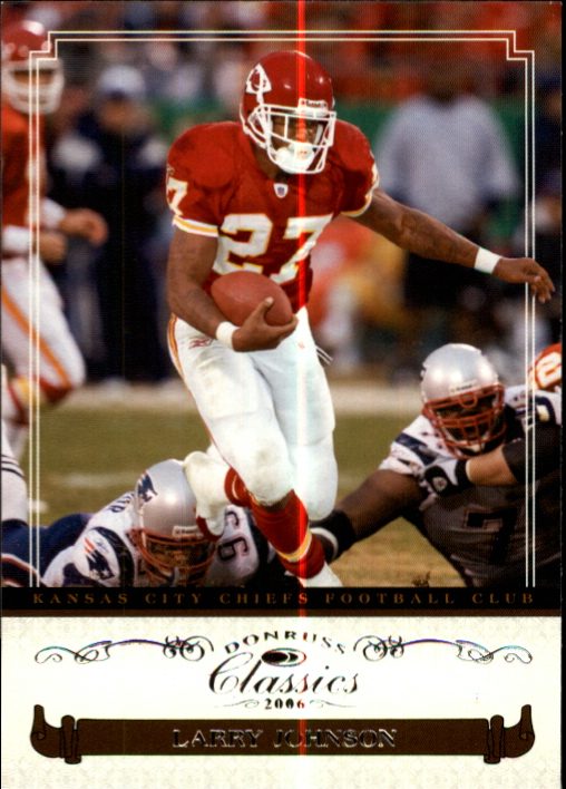 2006 Donruss Classics #51 Larry Johnson