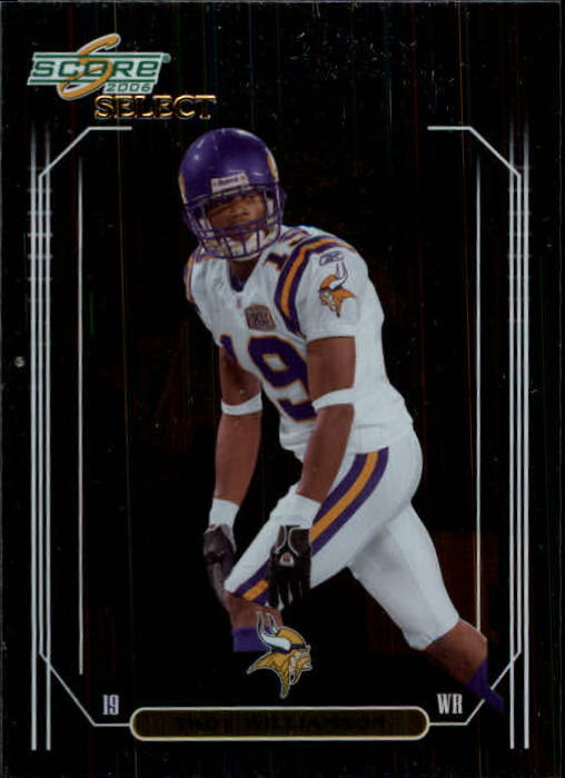 2006 Select #154 Troy Williamson