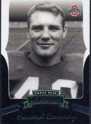 2006 Press Pass Legends #71 Howard Cassady