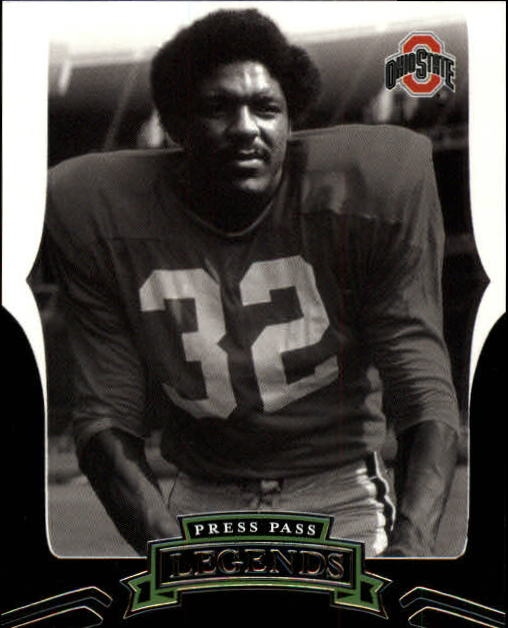 2006 Press Pass Legends #73 Jack Tatum