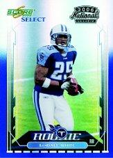 2006 Select National Anaheim Blue Promos #11 LenDale White