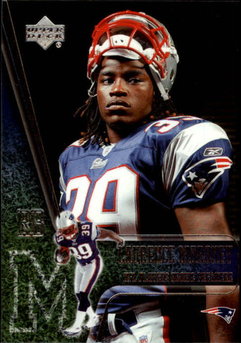 2006 Upper Deck Rookie Premiere #17 Laurence Maroney