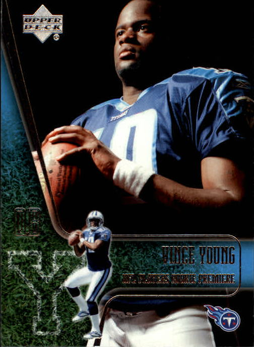 2006 Upper Deck Rookie Premiere #30 Vince Young