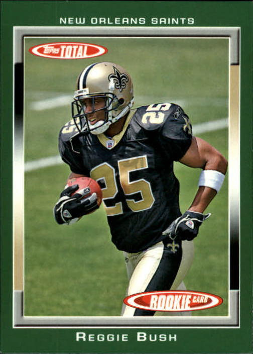 2006 Topps Total #526 Reggie Bush RC