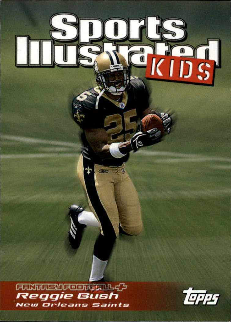 2006 Topps Total Sports Illustrated For Kids #22 Reggie Bush