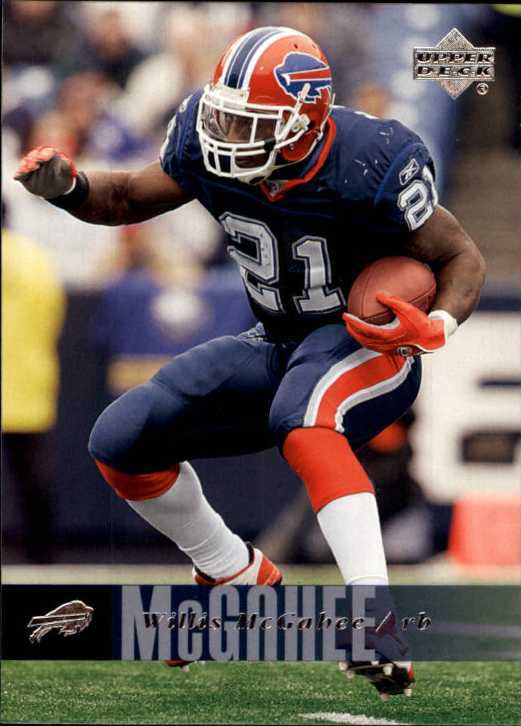 2006 Upper Deck #19 Willis McGahee