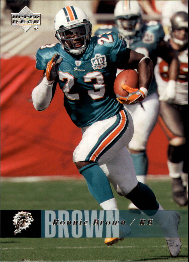 2006 Upper Deck #102 Ronnie Brown