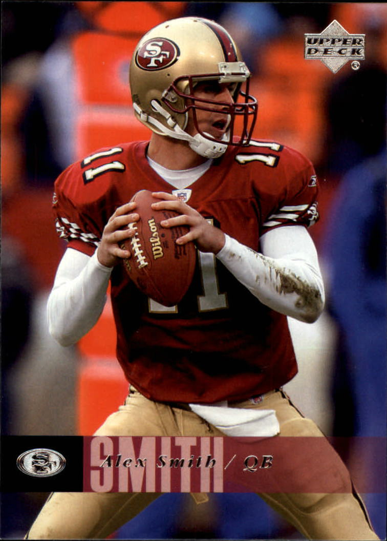 2006 Upper Deck #165 Alex Smith QB