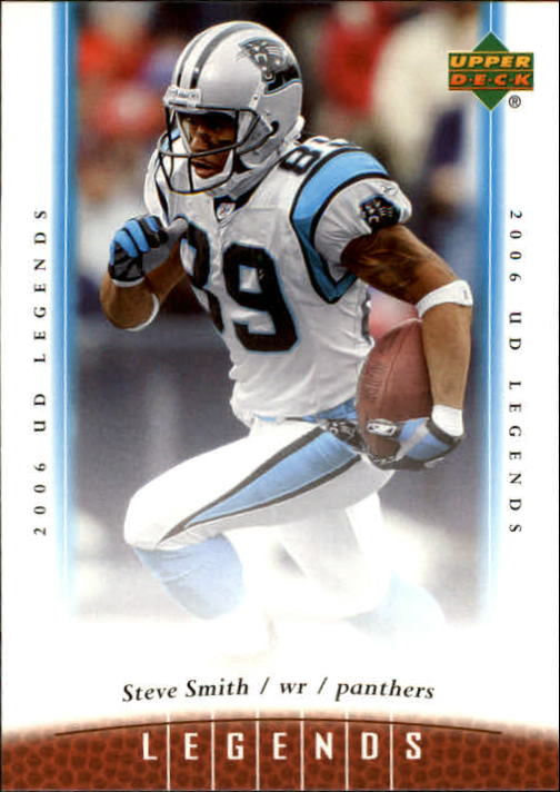 2006 Upper Deck Legends #65 Steve Smith